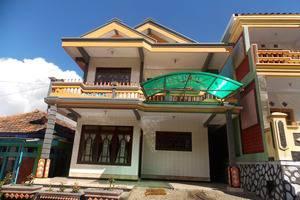 Homestay Tengger Asri 1 @ Bromo Probolinggo - Tampilan Luar Hotel