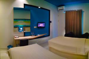 Hotel Nirwana Pekalongan - fasilitas kamar: - kamar mandi dalam - televisi - AC - WIFI didalam kamar