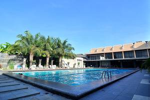 Hotel Nirwana Pekalongan - Kolam Renang