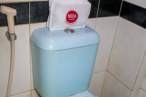 NIDA Rooms Yani 97 Merdeka Walk - Kamar mandi