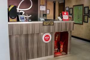 NIDA Rooms Yani 97 Merdeka Walk - Resepsionis