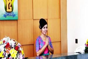 Hotel Batukaru Bali - Resepsionis
