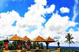 Hotel Batukaru Bali - Pemandangan