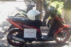 Bali Santi Bungalows Bali - Sewa motobike