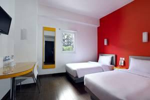 Amaris Padjajaran Bogor - Smart Room - Twin