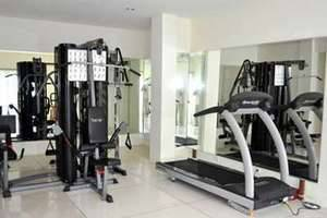 HARRIS Resort Kuta Beach Bali - Ruangan Fitness