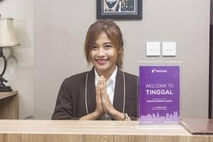 Tinggal Standard at Jalan Danau Tondano Jakarta - Receptioon