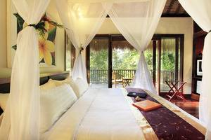 Nandini Jungle Resort Bali - Kamar tidur