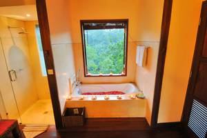 Nandini Jungle Resort Bali - Kamar mandi
