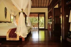 Nandini Jungle Resort Bali - Tempat Tidur