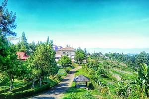 Villa Sand Lili Istana Bunga - Lembang Bandung Bandung - view