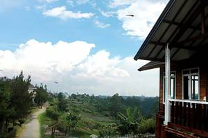 Villa Sand Lili Istana Bunga - Lembang Bandung Bandung - Pemandangan