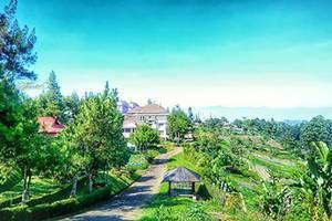 Villa Sand Lili Istana Bunga - Lembang Bandung Bandung -