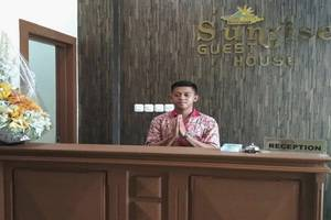 Sunrise Guest House Batulicin Banjarmasin - Reception