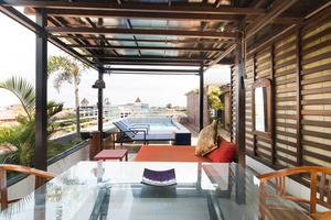 A Residence Bali - Rooftop Area