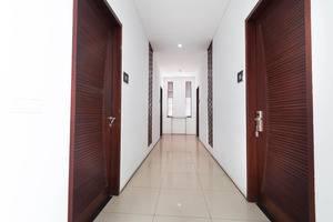 A Residence Bali - Corridor