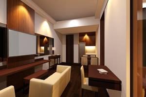 Anugrah Hotel Sukabumi - Ruang tamu