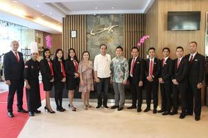 Anugrah Hotel Sukabumi - Bersama Presiden RI