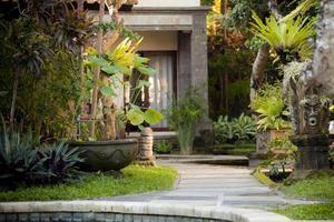 Puri Mesari Hotel Bali - Garden