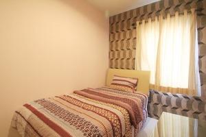 Menteng Park Jakarta - Guest room