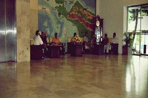 Hotel Mariat Sorong - Lobi