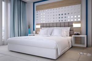 Jimbaran Bay Beach Resort & Spa Manage by Prabu Bali - Kamar tamu