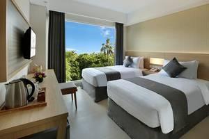Jimbaran Bay Beach Resort & Spa Manage by Prabu Bali - Tempat tidur Twin - Manukrawa