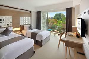 Jimbaran Bay Beach Resort & Spa Manage by Prabu Bali - Twin - Panyembrahma