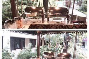 Hotel Indah Palace Yogyakarta - makan pagi