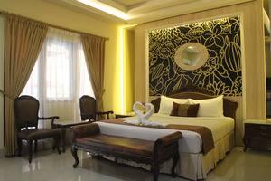 Hotel Indah Palace Yogyakarta - kamar super deluxe