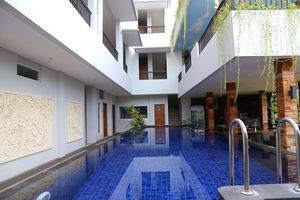 ZenRooms Ubud Raya Andong 2 Bali - Kolam Renang