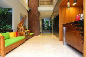ZenRooms Ubud Raya Andong 2 Bali - Lobi