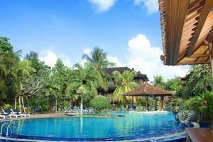 Matahari Bungalow Bali - Kolam Renang