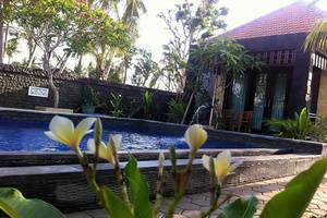 D and B Bungalows Bali - Kolam Renang