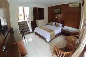 Ahadiat Hotel & Bungalow Bandung - Kamar tamu