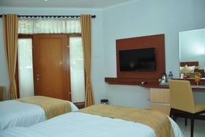 Ahadiat Hotel & Bungalow Bandung - Executive Twin