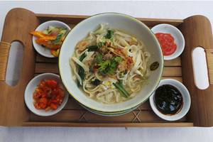 Omah Sinten Heritage Hotel Solo - Mie Godog