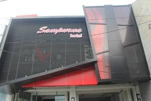 Hotel Sampurna Cirebon - Exterior