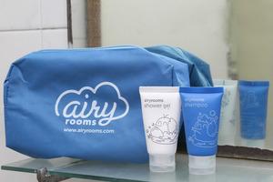 Airy Eco Sawah Besar Kartini Lautze 24 Jakarta Jakarta - Bathroom Amenities