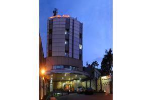 Hotel Alia Pasar Baru Jakarta - Facade