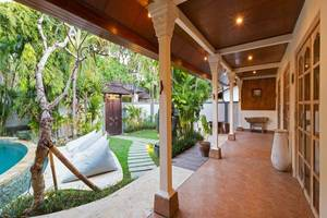Umah di Seminyak Bali - Eksterior