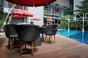 MG Setos Hotel Semarang - Kolam Renang