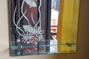 Cahaya Rahman Guest House Banjarbaru - Interior