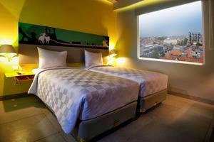 Kyriad Pesona Hotel  Surabaya - Deluxe Dua Tempat Tidur