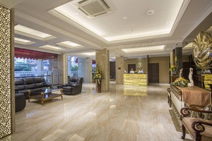 Prima In Hotel Yogyakarta - Lobby