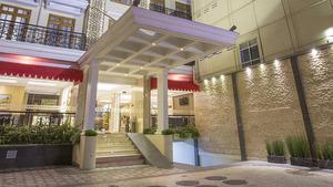 Prima In Hotel Yogyakarta - Gedung Depan