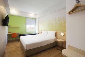 Zest Hotel Yogyakarta - Kamar double zest