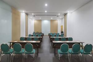 Zest Hotel Yogyakarta - Penataan ala kelas