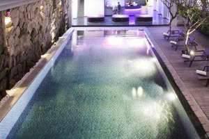 Berry Kuta Boutique Hotel Bali - Kolam Renang