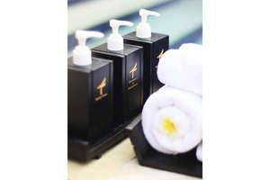The Seminyak Suite Bali - Bath amenities